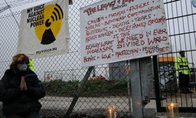 Blockade Hinkley Point 7 by GLOBAL 2000 via flickr