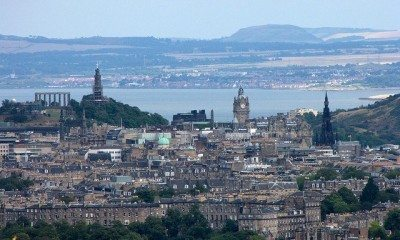 Coastal Edinburgh by Stuart Cale via flickr