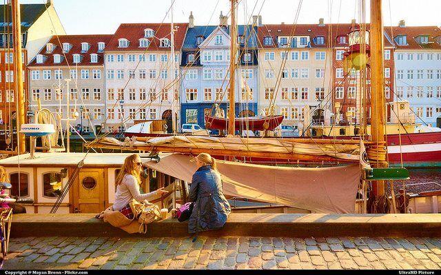 Copenhagen by Moyan Brenn via flickr