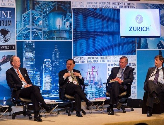 Fortune Global Forum 2013 by Fortune live media via flickr