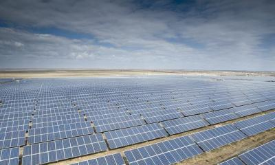 Mityaevo Solar Park by Activ Solar via flickr