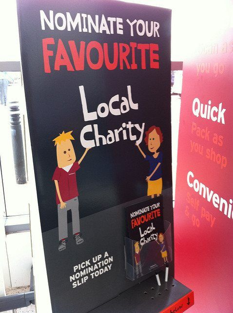 Nominate your favourite charity by Howard Lake via flickr