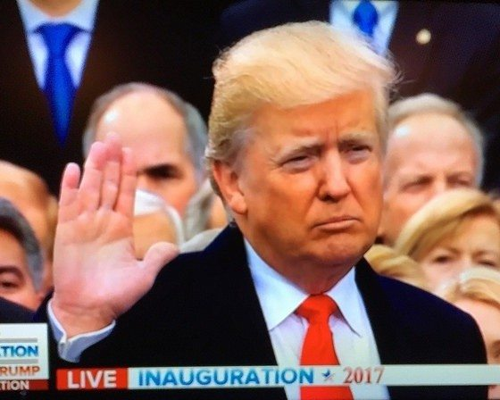 President Trump by Forsaken Photos via flickr
