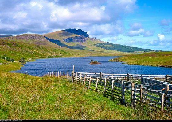Scotland by Moyann Brenn via flickr