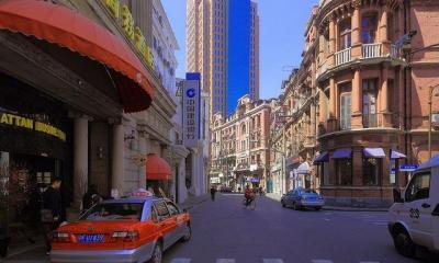 Shanghai, CHina by Thomas Depenbusch via flickr