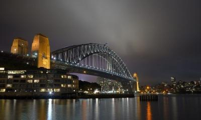 Sydney Harbour Bridge, Australia By Lenny K Photography Via Flickr