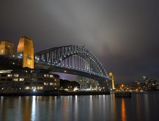 Sydney Harbour Bridge, Australia By Lenny K Photography Via Flickr
