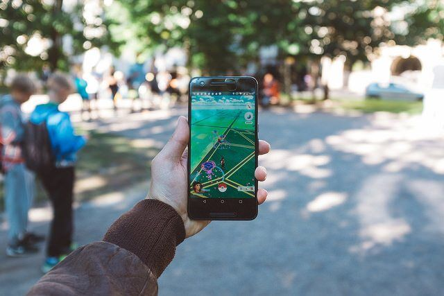 pokemon go by Paintimpact via flickr