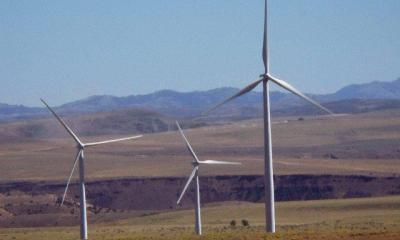 wind turbines byZechariah Judy via flickr