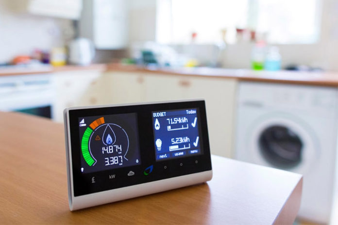 eco-friendly-home-smart-meter