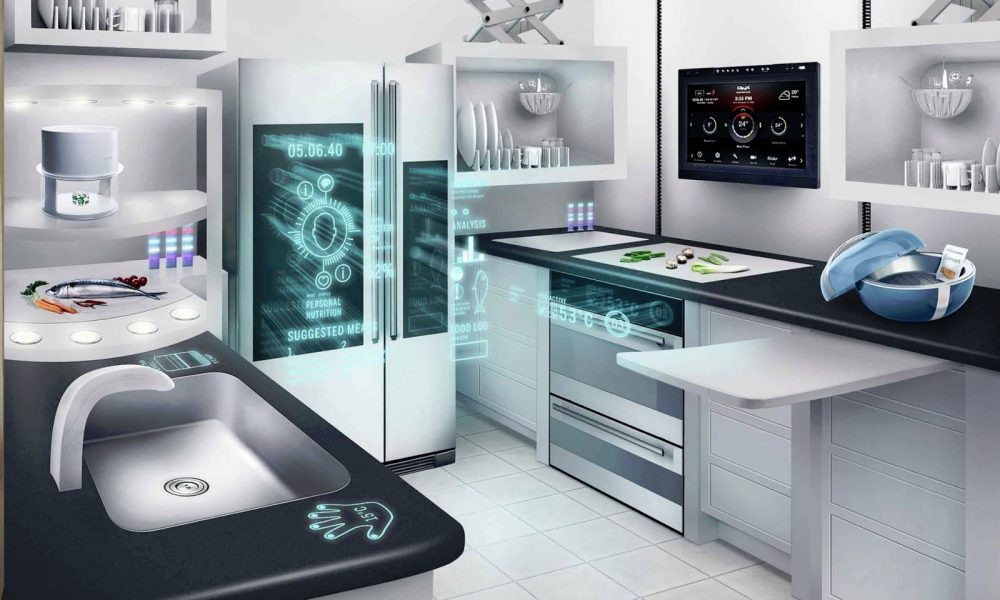 Kitchen Appliances Of The Future: What Can We Expect?