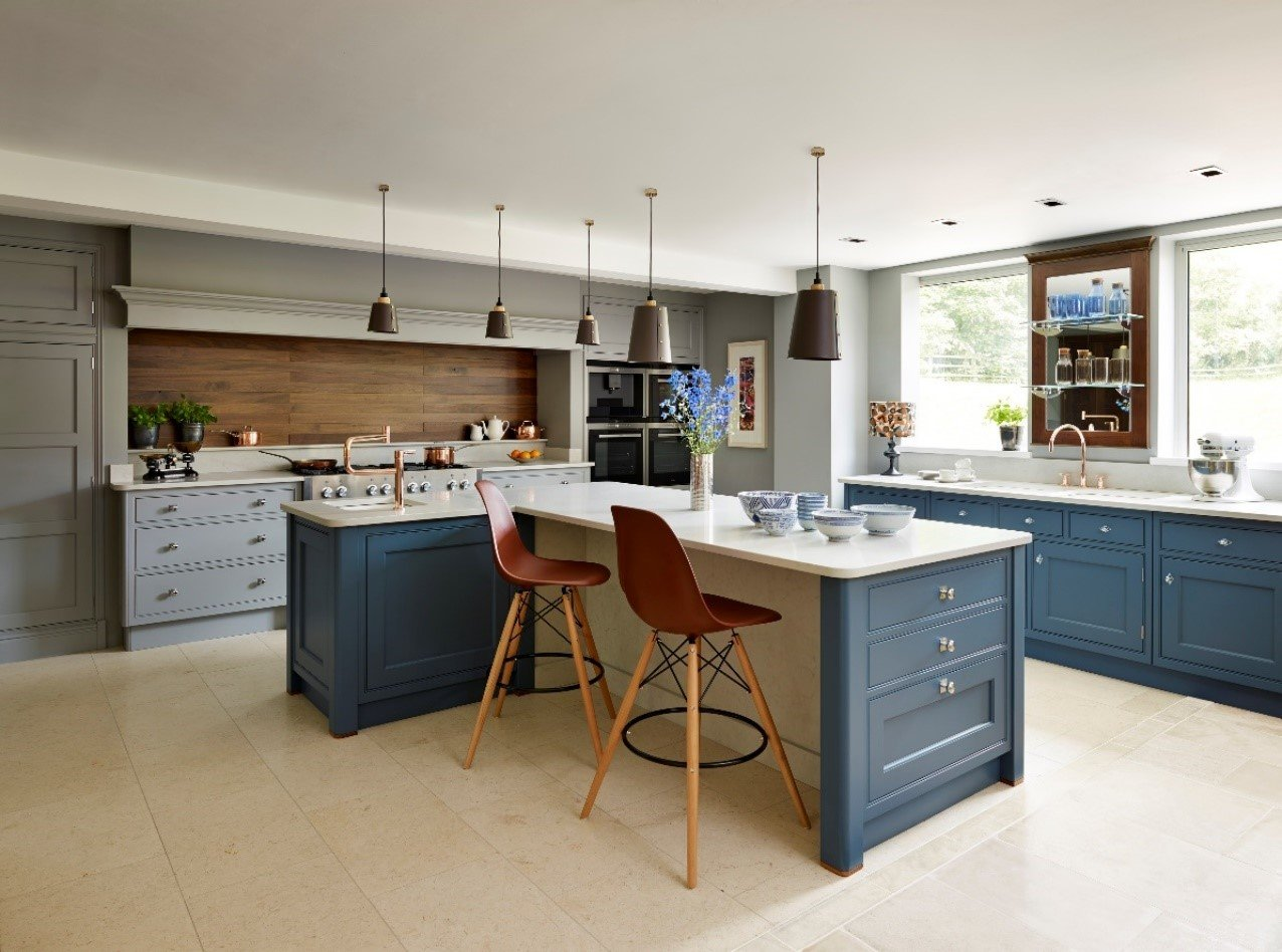 What kitchen suits your style modern classic or shaker for Shaker kitchen designs