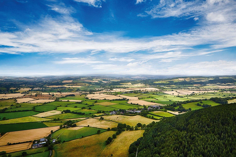 Shropshire England