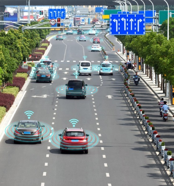 self-driving cars for green environment