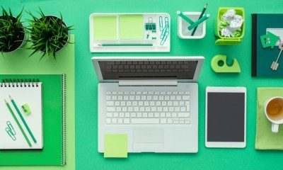 eco-friendly green offices