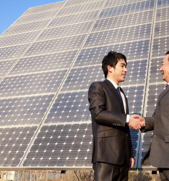 investing in solar power startups