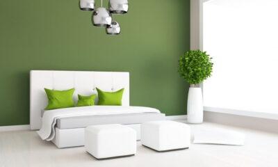 make bedroom greener