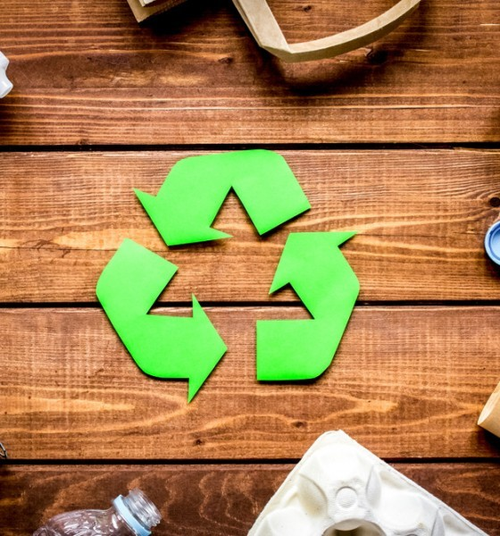recycling the waste products