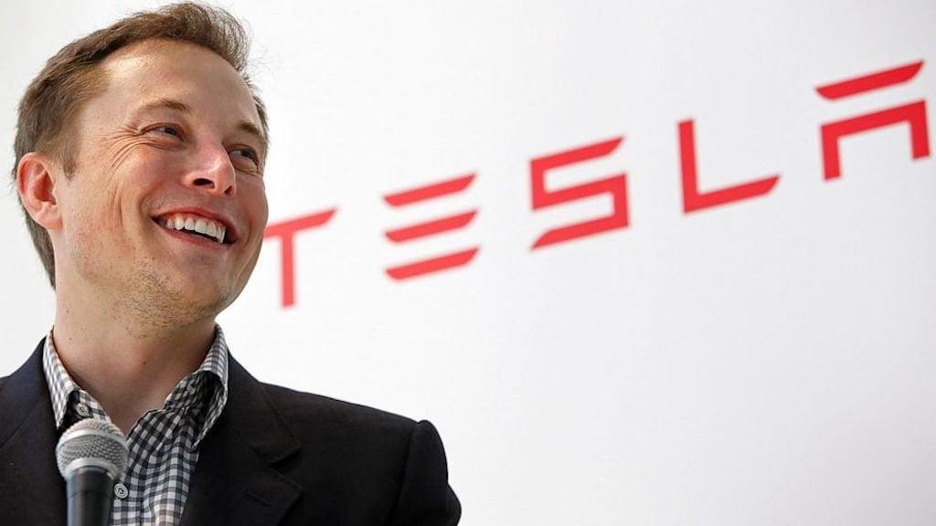 Elon Musk Tesla Founder