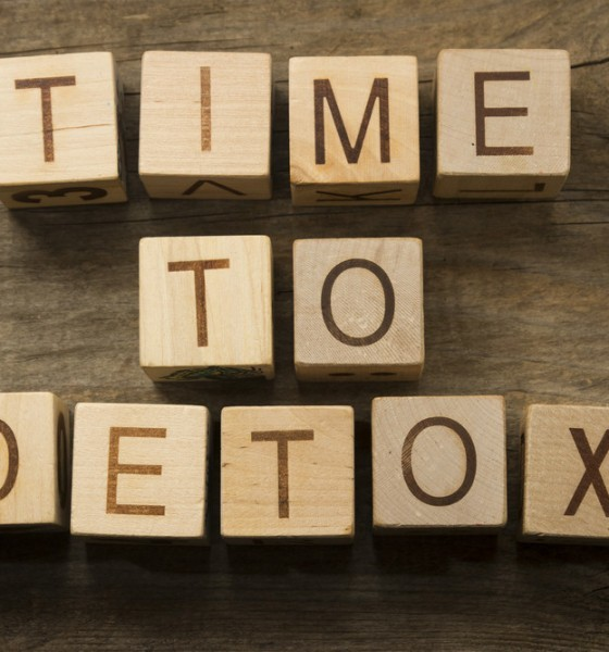 detox your home