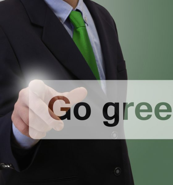 go green with business