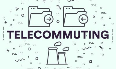 Telecommuters help to save energy