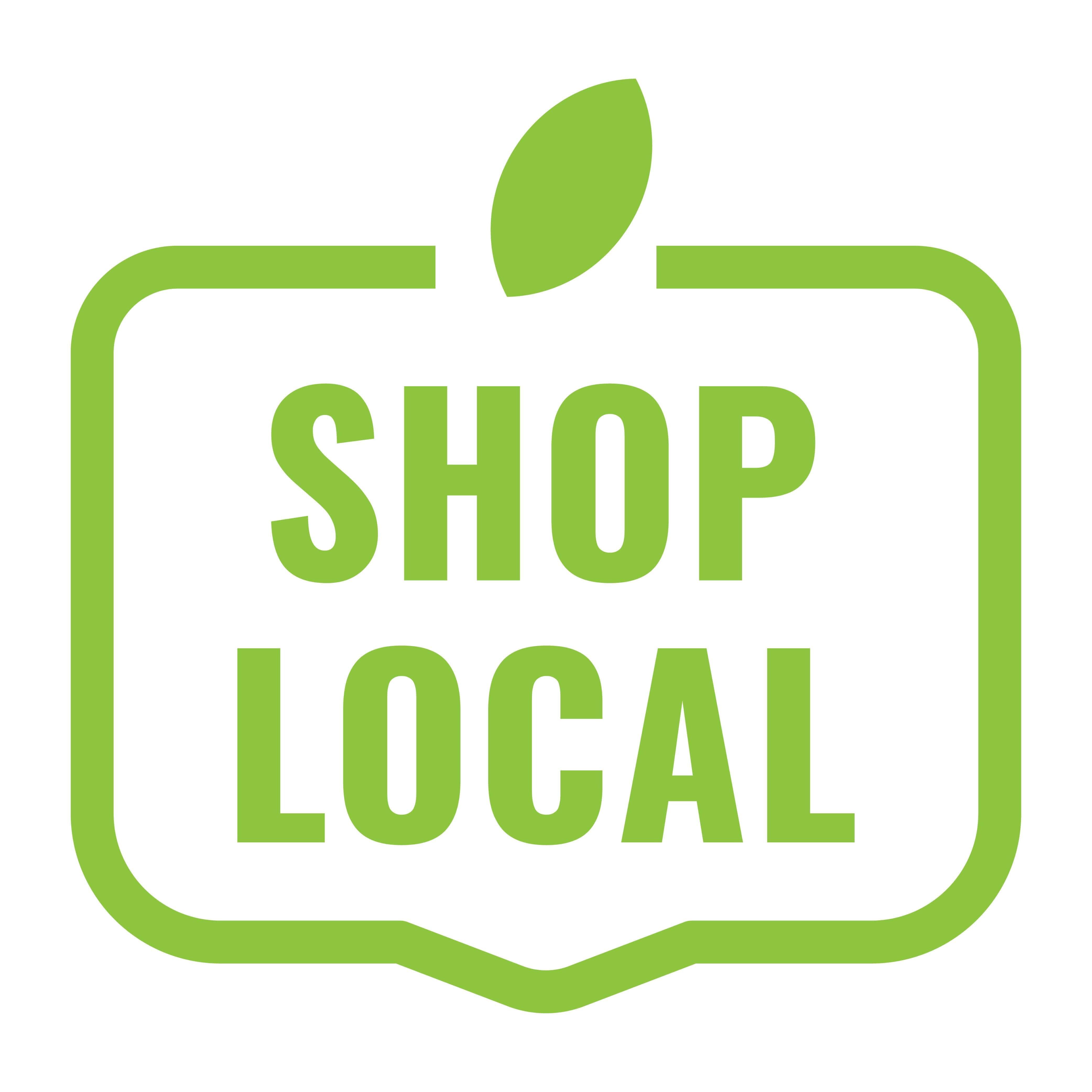 reasons shop local