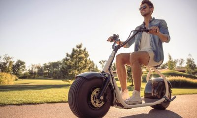 electric scooters for green commuting