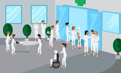 greener healthcare workforce