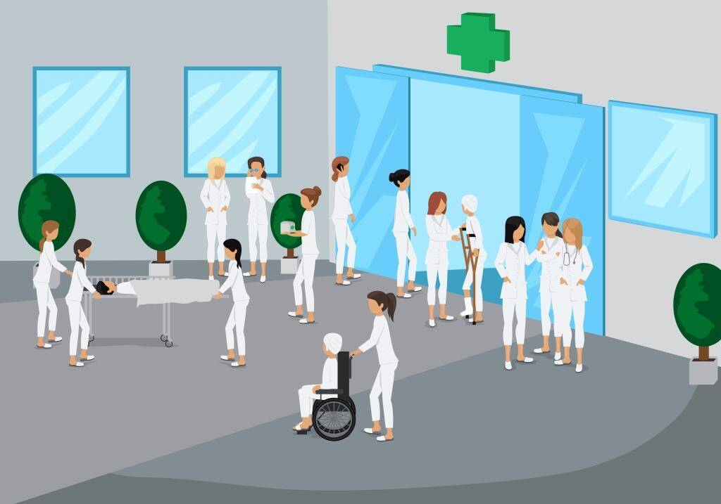greener healthcare workforce