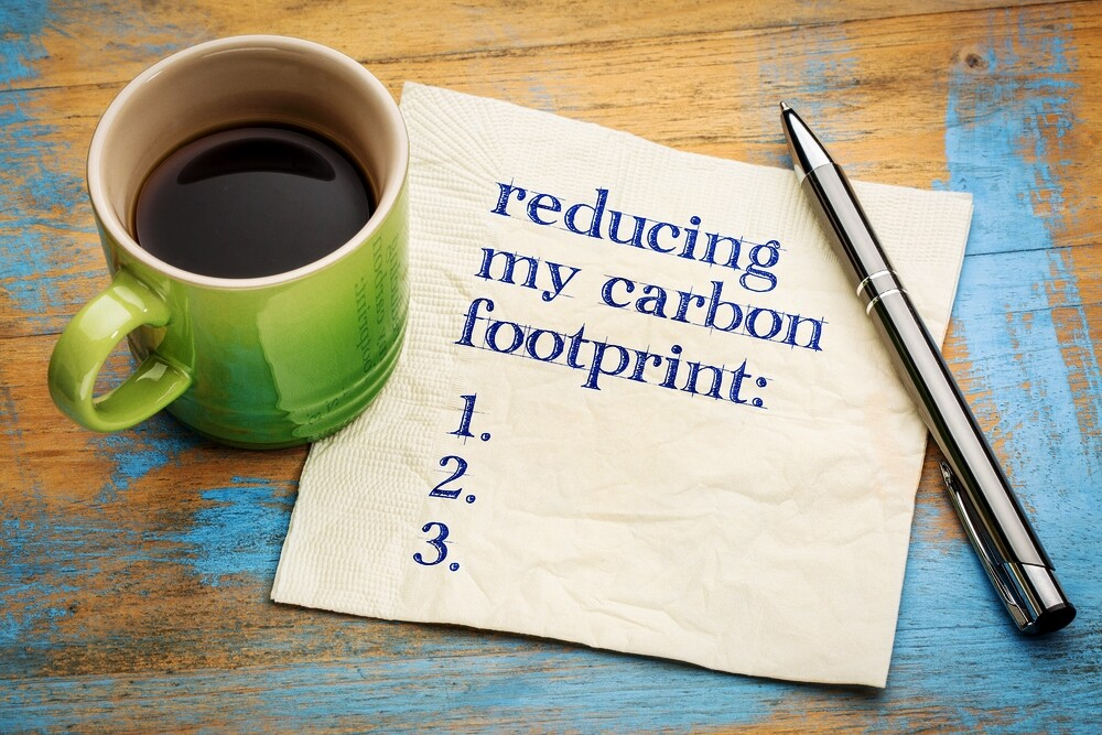 reduce carbon footprint