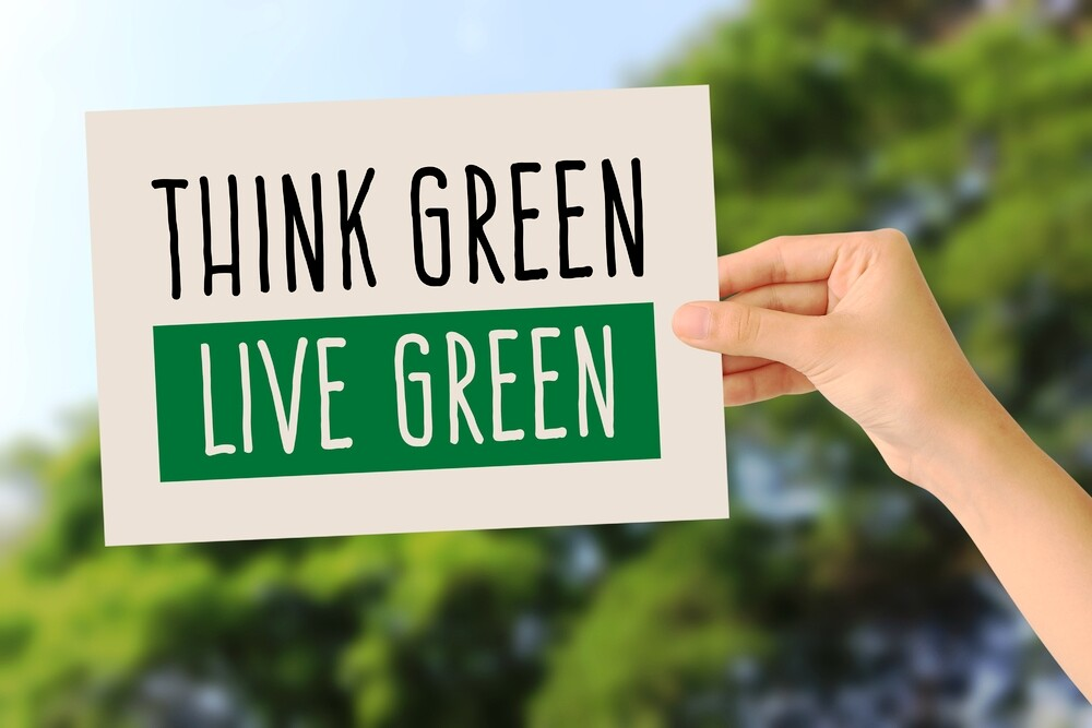 teach your child live green
