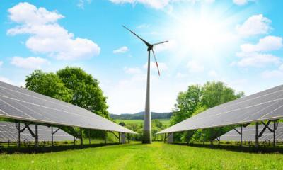 alternative energy production or renewables