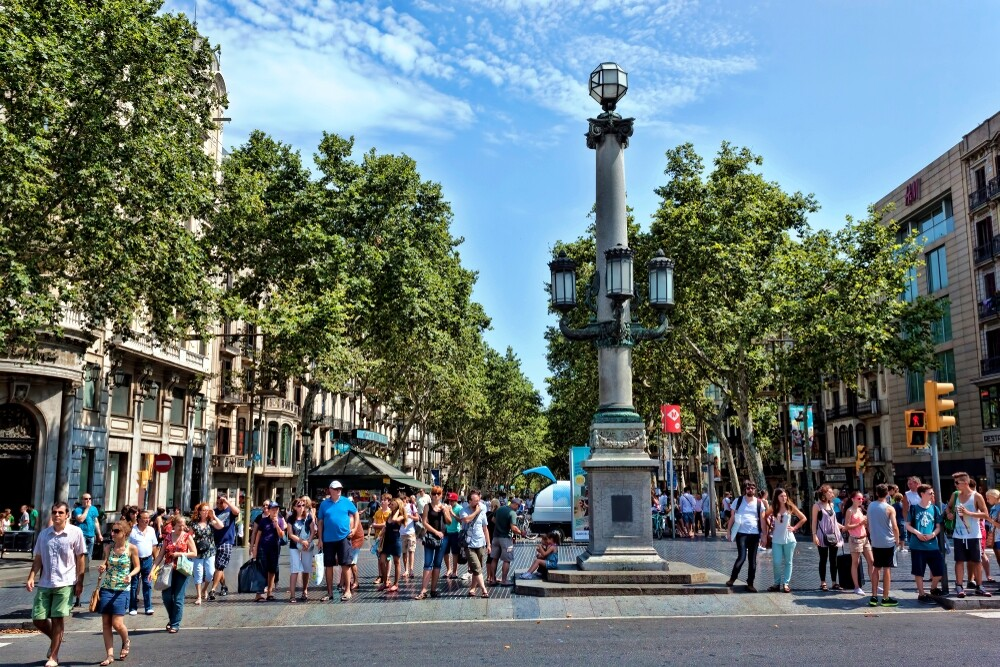 Barcelona sustainable city
