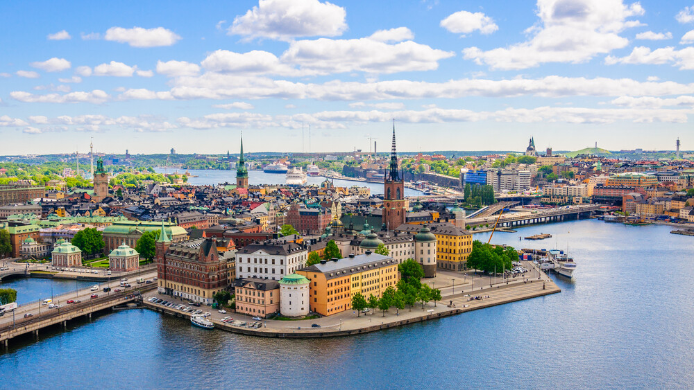 Stockholm as green city