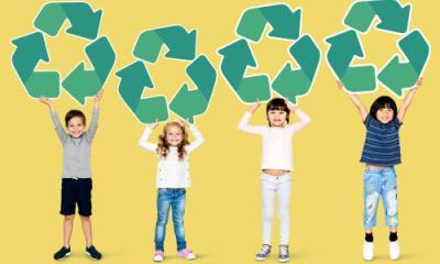 teaching kids to be eco-friendly