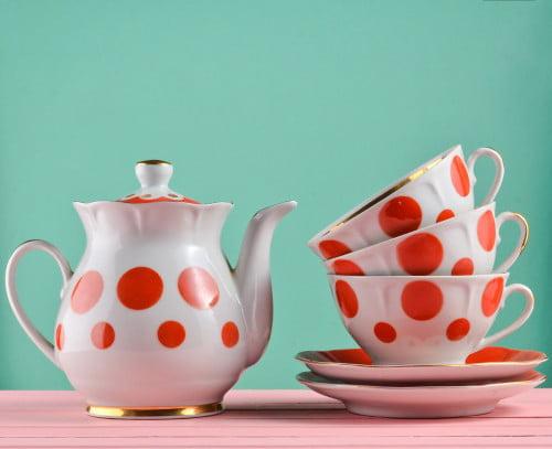 eco-friendly teapot