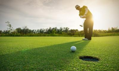 impact golf has on global warming