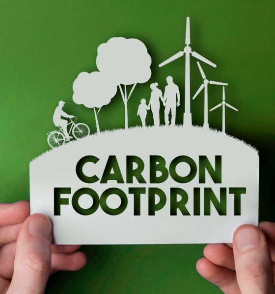 lower carbon footprint by lowering heat