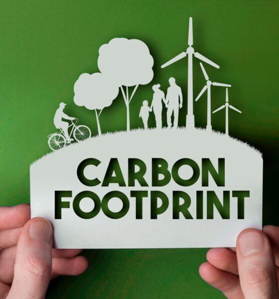 lower carbon footprint by lowering heat