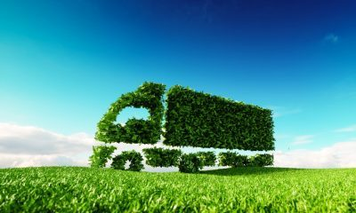 eco-friendly logistics industry