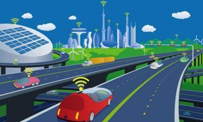 developing sustainable transportation with IoT
