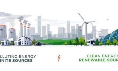 clean energy sources vs traditional