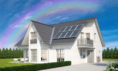 forefront of sustainable housing