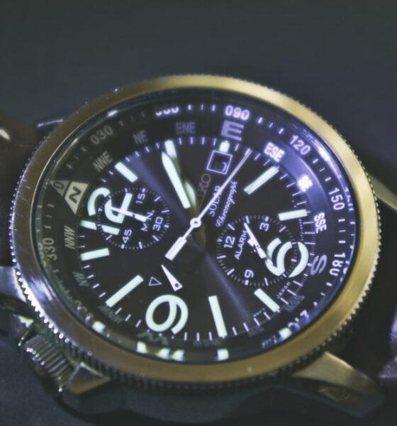 Seiko solar watches