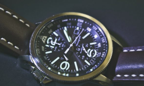 Seiko solar watches