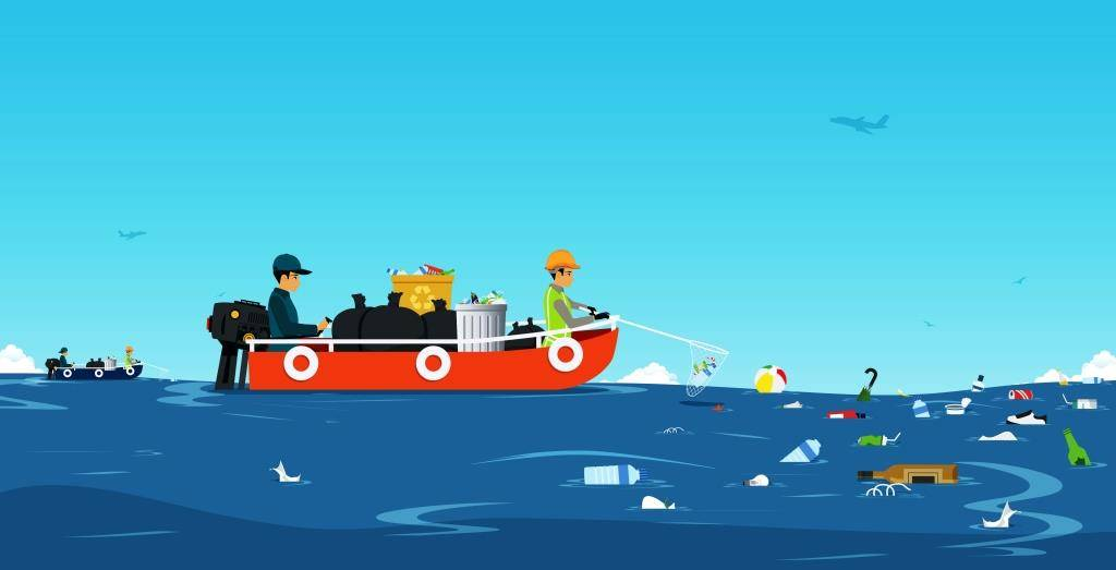 dealing with Ocean Pollution