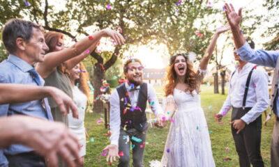 sustainable wedding trends
