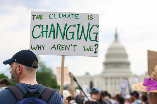 climate change movement