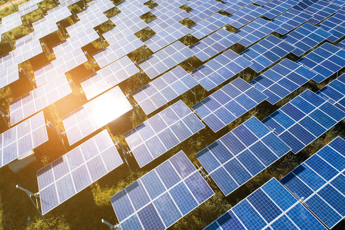 solar cells and clean energy